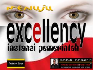 Gelaran 1_Menuju Excellency Instansi Pemerintah