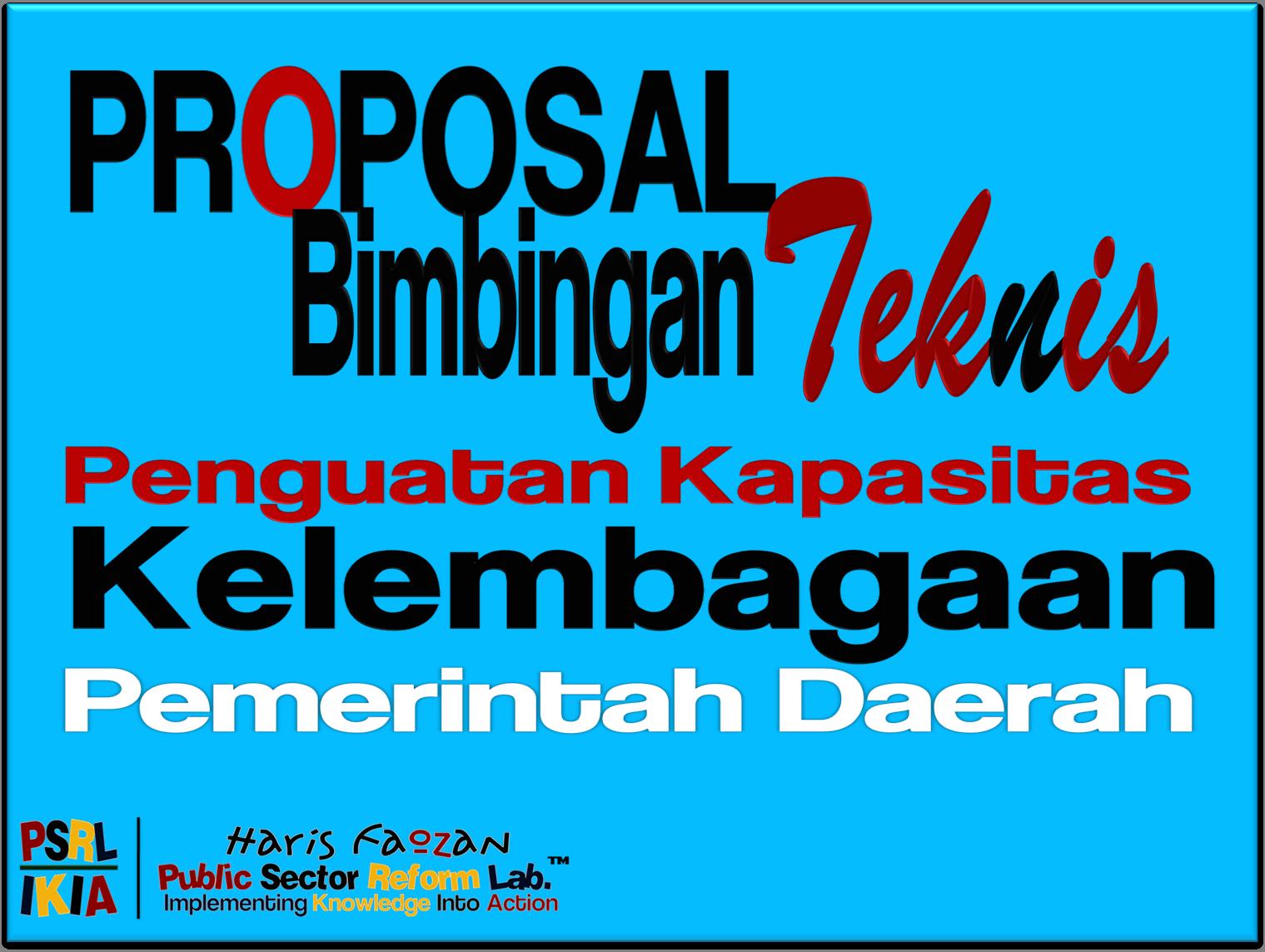 Contoh Proposal Judul Tesis